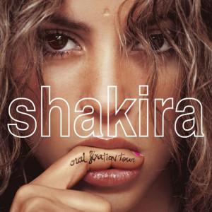 Shakira的專輯Shakira Oral Fixation Tour (Live)