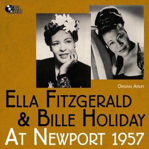 Ella Fitzgerald & Billie Holiday at Newport 1957 (Album of 1957)