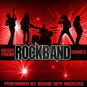 Album Music from Rockband Games from Brand New Rockers