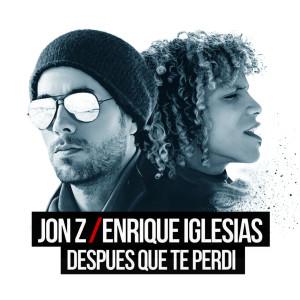 Album DESPUES QUE TE PERDI from Enrique Iglesias