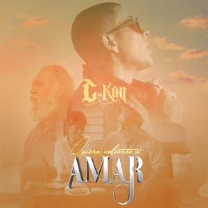 Album Quiero Volverte a Amar from C-Kan