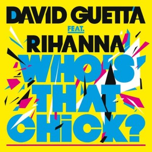 Album Who's That Chick? from David Guetta