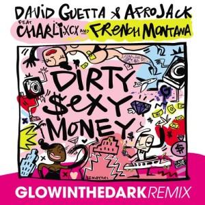 David Guetta的專輯Dirty Sexy Money (feat. Charli XCX & French Montana) (GLOWINTHEDARK Remix) (Explicit)