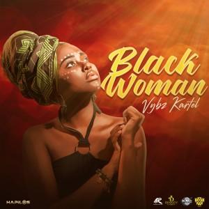 Album Black Woman from Vybz Kartel
