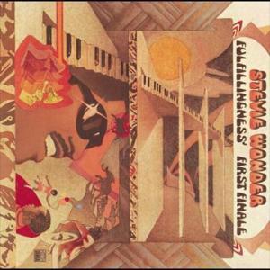 Fulfillingness' First Finale 1974 Stevie Wonder