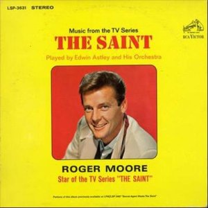 "Album Music from the TV Series ""The Saint"" from Edwin Astley & His Orchestra"