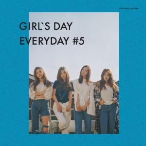 อัลบัม GIRL`S DAY EVERYDAY #5 ศิลปิน Girl's Day