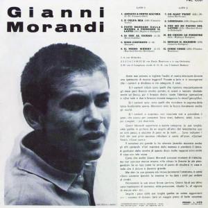 Gianni Morandi的專輯1 ° LP - 1963 - Full Album