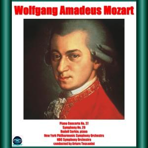 Album Mozart: Piano Concerto No. 27 - Symphony No. 29 from Arturo Toscanini