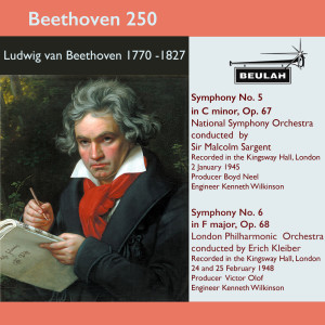 Sir Malcolm Sargent的專輯Beethoven 250 Symphonies 5 and 6
