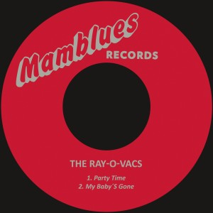 Album Party Time / My Baby´s Gone from The Ray-O-Vacs