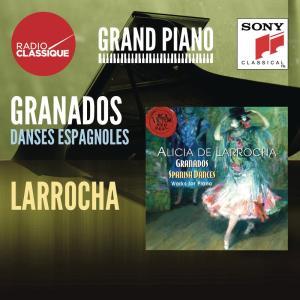 Alicia de Larrocha的專輯Granados: Danses espagnoles, Valses Poétiques - Larrocha