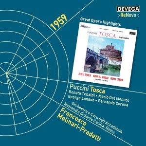 Album Puccini: Tosca (Highlights) from Renata Tebaldi