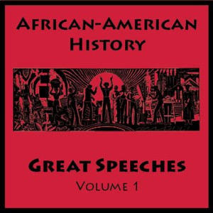 Album African American History - Great Speeches Volume 1 from Malcolm X