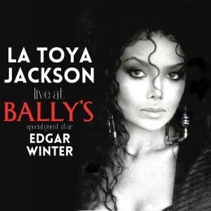 Album Live at Bally's from La Toya Jackson