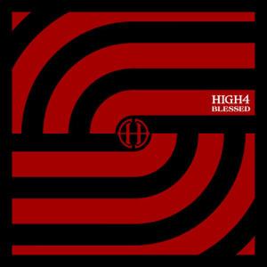 High4的專輯HIGH4 2nd Mini Album 'BLESSED'
