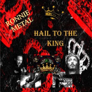 Album Hail to the King from Ronnie Metal
