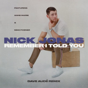 Nick Jonas的專輯Remember I Told You