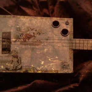 Album Cigar Box Blues from Jan Mittendorp