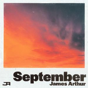 Album September from James Arthur