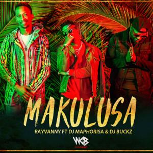 Album Makulusa (feat. DJ Maphorisa & DJ Buckz) from DJ Buckz