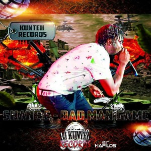 Album Bad Man Game from Shanee