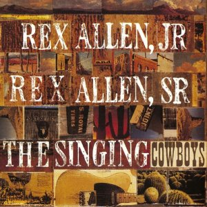 Album Singing Cowboys from Rex Allen, Jr.