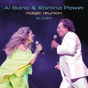 Album Magic Reunion *Live* from Al Bano & Romina Power
