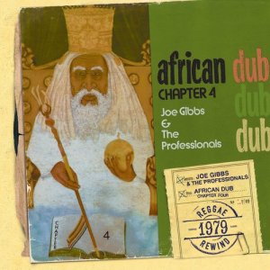 Album African Dub All-Mighty Chapter 4 from Joe Gibbs & The Professionals