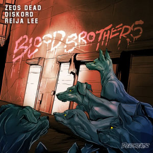 Album Blood Brother from DISKORD