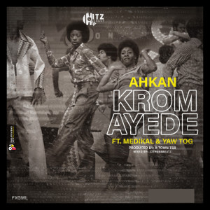 Album Krom Ayed3 (Explicit) from Yaw Tog