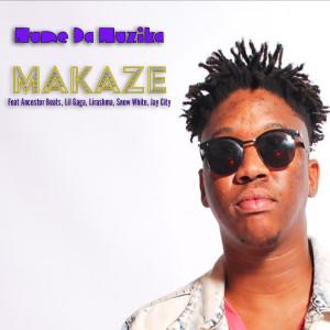 Album Makaze from Hume Da Muzika