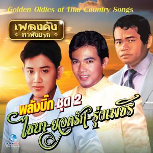 อัลบัม เพลงดังหาฟังยาก - ลูกทุ่งรวมฮิต พลังบิ๊ก ชุด 2 (Golden Oldies of Thai Country Songs.) ศิลปิน ไชยา มิตรชัย