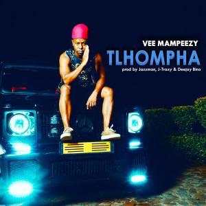 Album Tlhompha from Vee Mampeezy