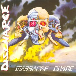 Album Massacre Divine from Discharge