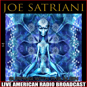 Album Surfing With The Alien from Joe Satriani
