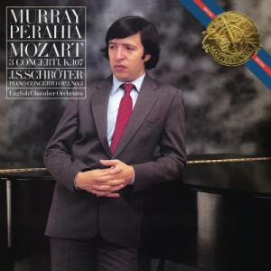 Murray Perahia的專輯Mozart: 3 Piano Concertos After J.C. Bach, K. 107 - Schröter: Piano Concerto in C Major, Op. 3 No. 3