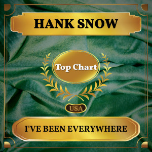 Album I've Been Everywhere from Hank Snow