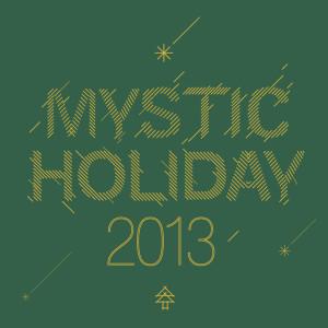 朴志胤的專輯Mystic Holiday 2013