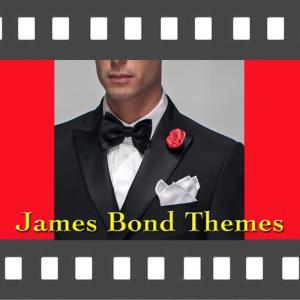 The Hollywood Studio Symphony的專輯James Bond Themes