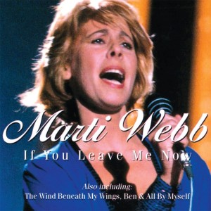 Album If You Leave Me Now from Marti Webb