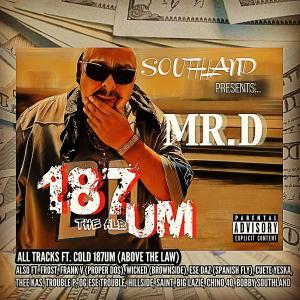 Album The 187 Album (Explicit) from Cold 187um