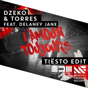 Album L'amour toujours (feat. Delaney Jane) (Tiësto Extended Edit) from Dzeko & Torres