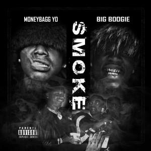 Smoke (feat. Moneybagg Yo) (Explicit)