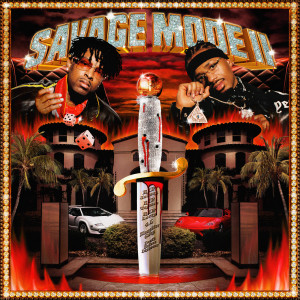 Album SAVAGE MODE II from 21 Savage