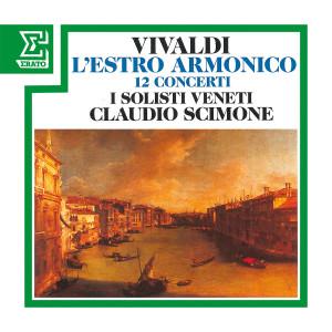 Claudio Scimone的專輯Vivaldi: L'estro armonico, Op. 3