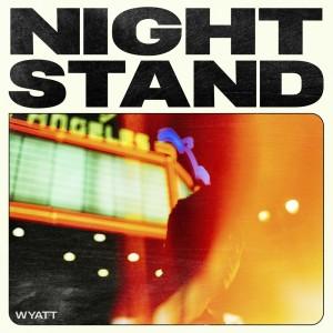 Album Nightstand from Wyatt
