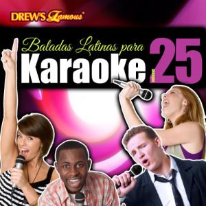 The Hit Crew的專輯Baladas Latinas Para Karaoke, Vol. 25