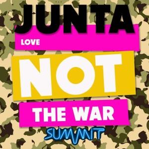 Album Love Not the War from Junta