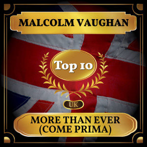 Album More Than Ever (Come Prima) from Malcolm Vaughan